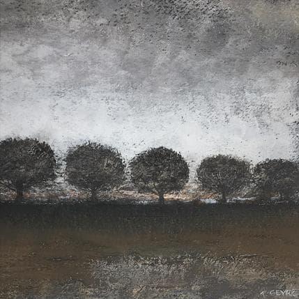 Pascal Geyre Sans titre 3 19 x 19 cm