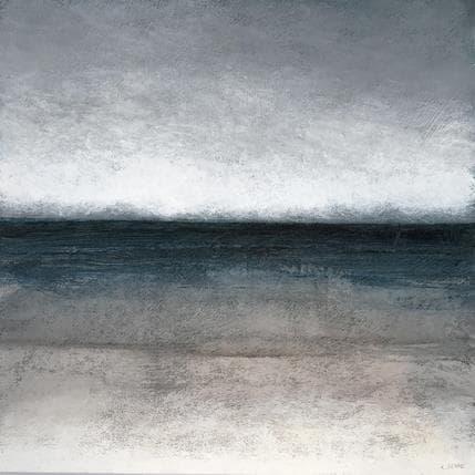Pascal Geyre Sans titre 2 36 x 36 cm