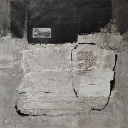 Lydia Van Domburgh Sans titre D5 36 x 36 cm