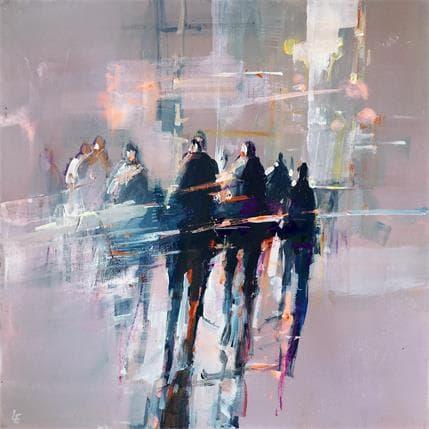 Lionel Chevalier Sans titre 3 36 x 36 cm