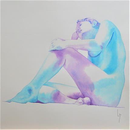 Michèle Loussouarn NF 89 36 x 36 cm