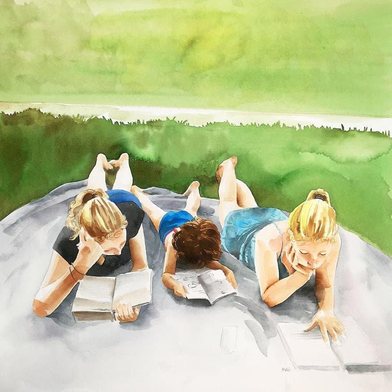 Lectores d'estiu