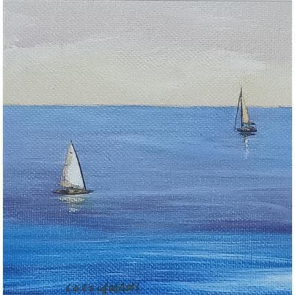 Sergi Castignani Ocean 3 13 x 13 cm