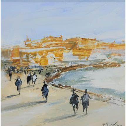 Richard Poumelin Promenade 13 x 13 cm