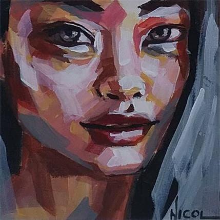 Nicoleta Vacaru Sheryl 13 x 13 cm