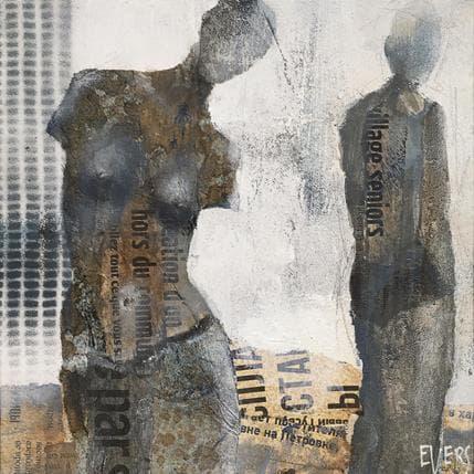 Angela Evers Hors du commun 19 x 19 cm