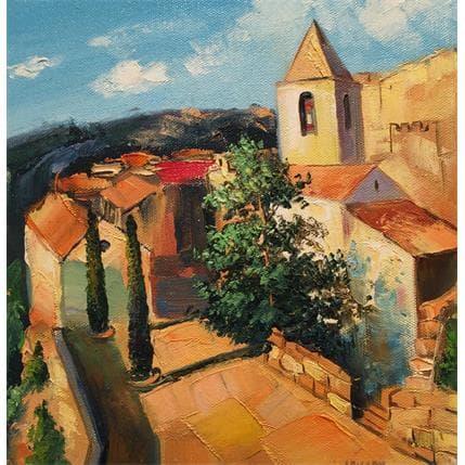 Arkady Les baux fr Provence 25 x 25 cm