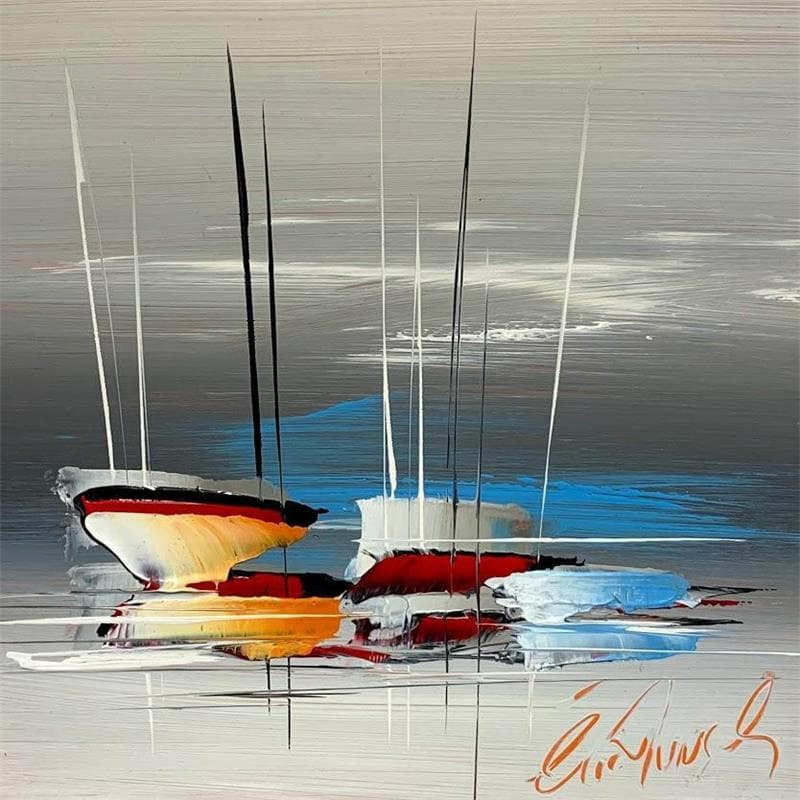 Peintures à l'huile Abstrait Huile</h2>