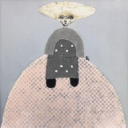 Suzanne Lastrina On the top 13 x 13 cm