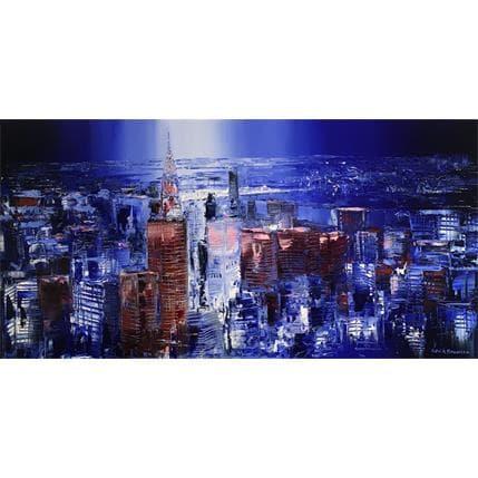 Patrick Rousseau Lumière d'automne 50 x 100 cm