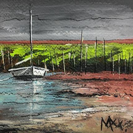 Max La barque 13 x 13 cm