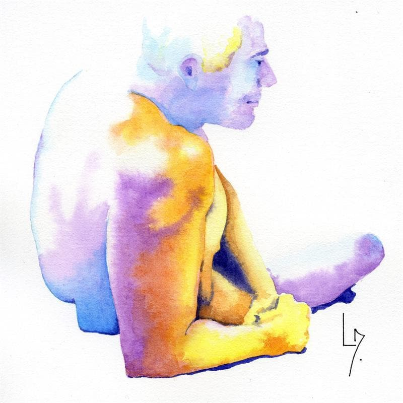 Peintures aquarelle Figuratif Aquarelle</h2>