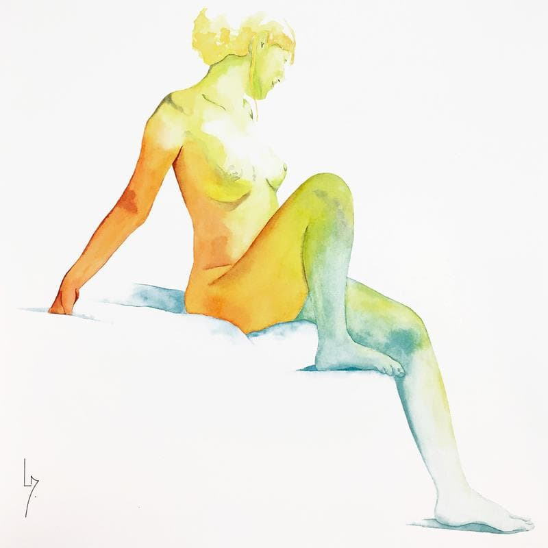 Peintures aquarelle Figuratif Acrylique</h2>