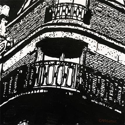 Laurent Angeli Paris XIVe - 8 13 x 13 cm