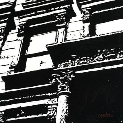 Laurent Angeli NY-1 13 x 13 cm