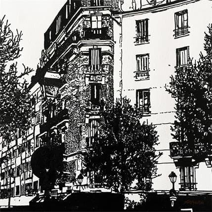 Laurent Angeli Paris XIVe - 1 19 x 19 cm
