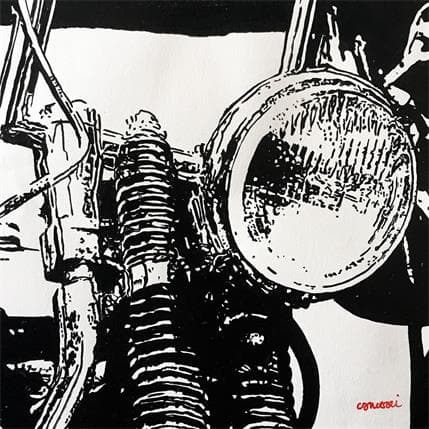Laurent Angeli Harley - 1 19 x 19 cm