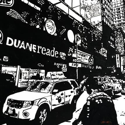 Laurent Angeli Duane reade 25 x 25 cm