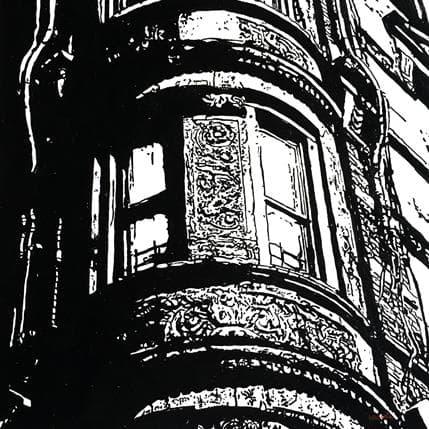Laurent Angeli NY-3 25 x 25 cm