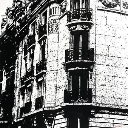 Laurent Angeli Paris XIVe - 15 36 x 36 cm