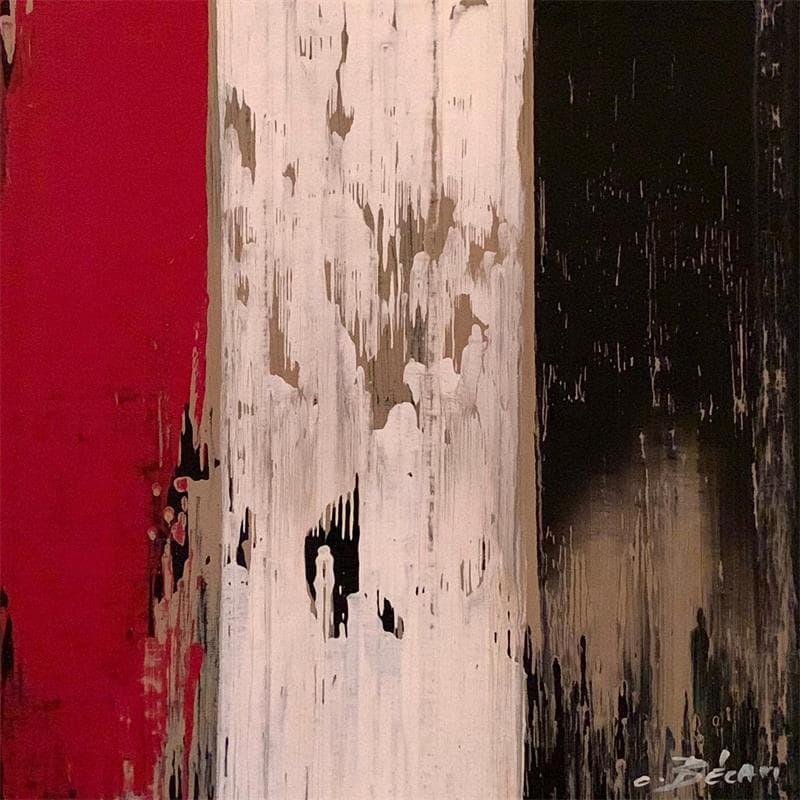 Peintures minimalistes Abstrait Huile</h2>