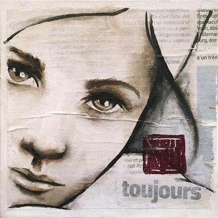 Anik Bottichio Toujours 13 x 13 cm