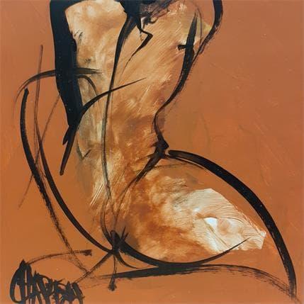 Martine Chaperon Terre 2 13 x 13 cm