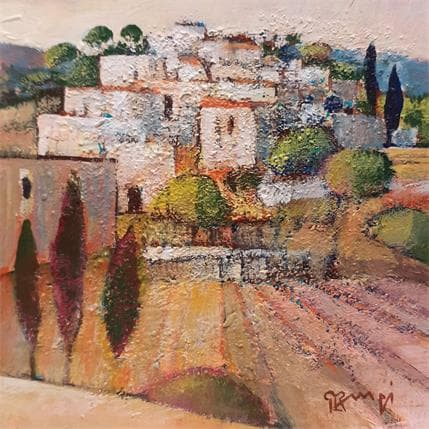 Roger Burgi BUROA014 13 x 13 cm