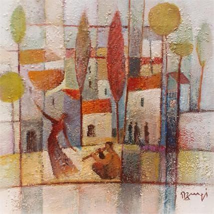 Roger Burgi LE CHARMEUR 19 x 19 cm