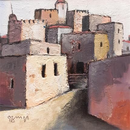 Roger Burgi BUROA034 19 x 19 cm