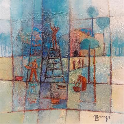 Roger Burgi BUROA071 25 x 25 cm