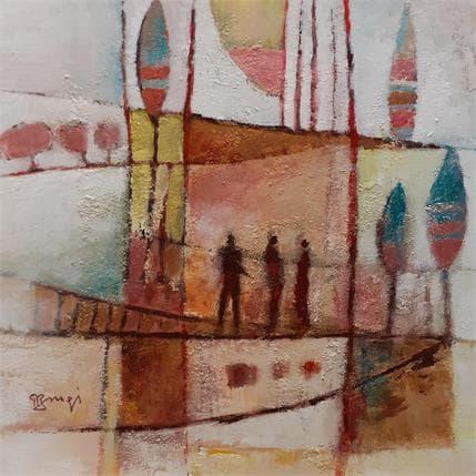 Roger Burgi BUROA088 36 x 36 cm