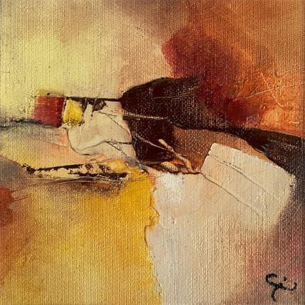 Carine Chevieux L'inconscience 13 x 13 cm