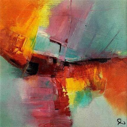 Carine Chevieux Color me 19 x 19 cm