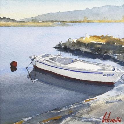 Tihomir Cirkvencic Old boat 1 13 x 13 cm