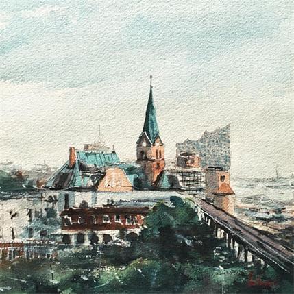 Cirkvencic Tihomir Hambourg view 4 25 x 25 cm