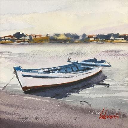 Cirkvencic Tihomir Old boat 2 19 x 19 cm