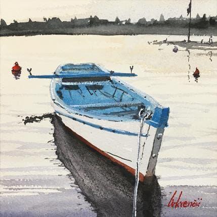 Cirkvencic Tihomir Old boat 4 19 x 19 cm