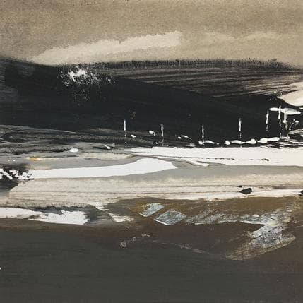 Pedro de Miguel Sans titre 2 13 x 13 cm