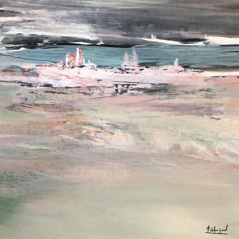 Peintures acrylique Abstrait Huile</h2>