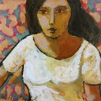 Waldomiro Santanna Adolescente 13 x 13 cm
