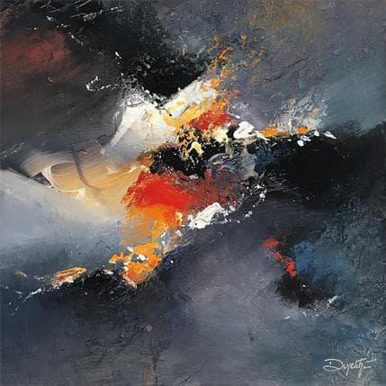 Roselyne Dupetitpré Soleil et Sonate 25 x 25 cm