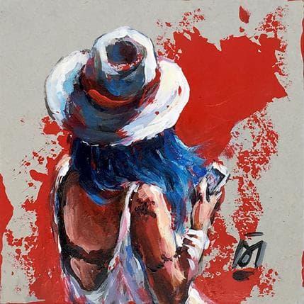 Gonzalez Alvarez Margarita Sans titre 2 13 x 13 cm