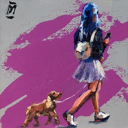 Margarita González Sans titre 3 13 x 13 cm