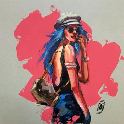 Margarita González Wind 19 x 19 cm