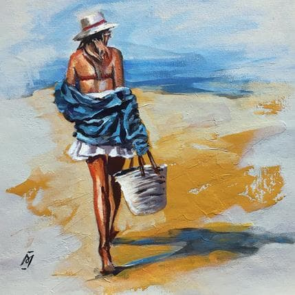 Gonzalez Alvarez Margarita Beach 36 x 36 cm