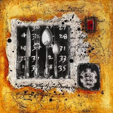 Dié-Go N°566 36 x 36 cm