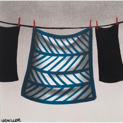 Natasha Miller Life of laundry 1 13 x 13 cm