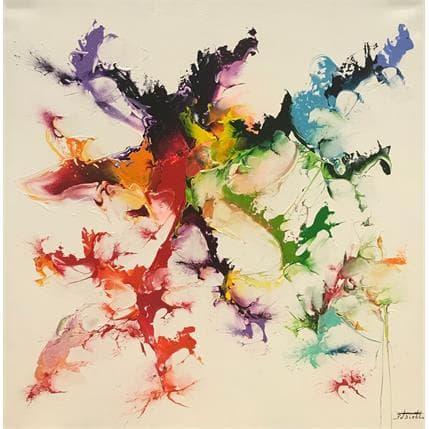 Thierry Zdzieblo 18.09.34 100 x 100 cm