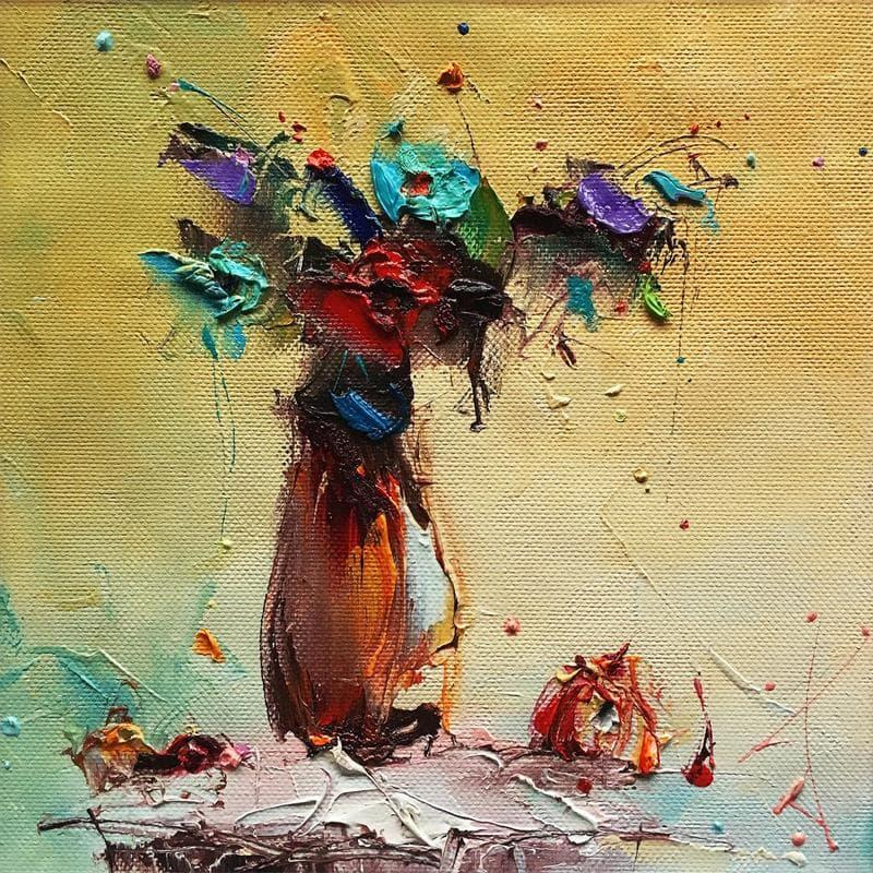 Peintures à l'huile Figuratif Huile</h2>